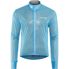 Endura FS260-Pro Adrenaline II Race Cape Heren, neon blue
